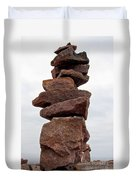Druid Cairn  Duvet Cover