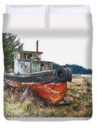Dry Dock Duvet Cover