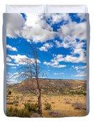 Dry Landscape Duvet Cover