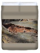 Dry Rotting Tree Duvet Cover