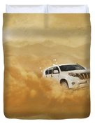 Dubai Safari  Duvet Cover