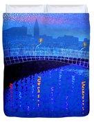 Dublin Starry Nights Duvet Cover
