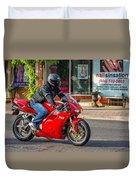 Ducati 748 Duvet Cover