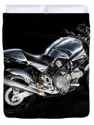 Ducati Monster Cafe Racer Duvet Cover