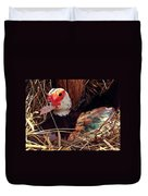 Duck In The Roost Duvet Cover