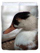 Duck Duck Duvet Cover