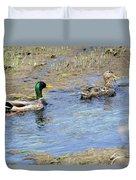 Ducks Unlimited Duvet Cover