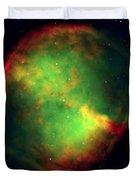 Dumbbell Nebula Duvet Cover