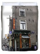 Dun Yong Amsterdam Duvet Cover