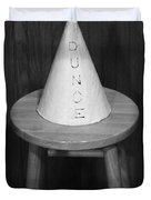 Dunce Hat Duvet Cover
