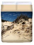 Dune Glue Duvet Cover by Adam Jewell