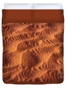 Dune Patterns - 241 Duvet Cover by Paul W Faust -  Impressions of Light