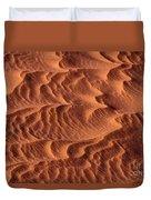 Dune Patterns - 246 Duvet Cover