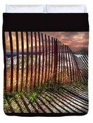 Dune Shadows Duvet Cover