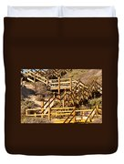 Dune Steps 05 Duvet Cover