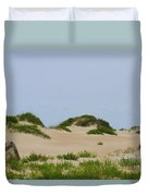 Dunes And Grasses 7 Duvet Cover