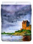 Dunguaire Castle Ireland Duvet Cover