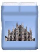 Duomo Di Milano Duvet Cover
