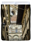Duomo In Firenze Duvet Cover