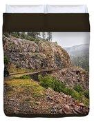 Durango Train To Silverton Dsc07599 Duvet Cover