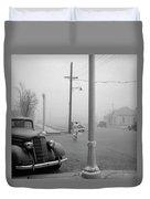 Dust Bowl, 1936 Duvet Cover
