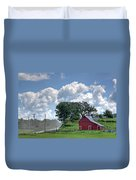 Dusty Road Duvet Cover