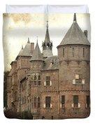 Dutch Castle Duvet Cover