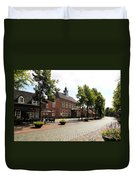 Dutch Village Duvet Cover