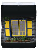Dutch Window Duvet Cover