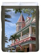 Duval And South Duvet Cover