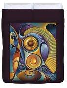 Dynamic Series #21 Duvet Cover