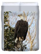 Eagle 1991a Duvet Cover