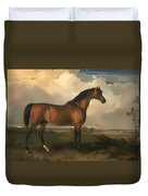 Eagle - A Celebrated Stallion Duvet Cover