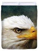 Eagle Art Duvet Cover