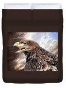 Eagle Cry Duvet Cover