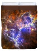 Eagle Nebula Duvet Cover