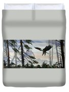 Eagle Wilderness Duvet Cover