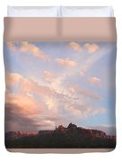 Eagles Crags  Duvet Cover