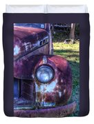 Early 1950s Automobile 1 Duvet Cover