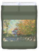 Early Autumn Home Duvet Cover
