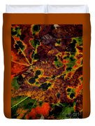 Early To Fall Duvet Cover