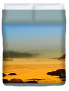 Early View Duvet Cover