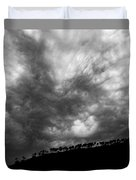 Earth And Sky No.19 Duvet Cover