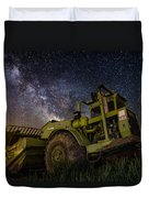 Earth Mover Duvet Cover
