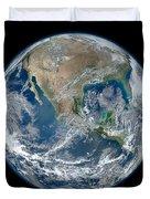Earth Duvet Cover