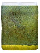 Earth Study Two Duvet Cover by Michelle Calkins
