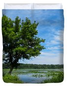 East Harbor State Park - Scenic Overlook 2 Duvet Cover