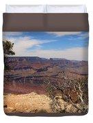 East Rim Grand Canyon Duvet Cover