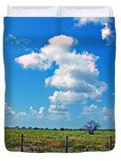 East Texas View Duvet Cover