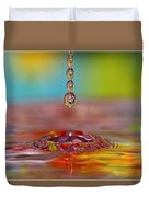 Easter Drop Water  Duvet Cover